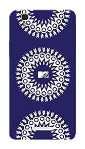 MTV Gone Case Mobile Cover for Yu Yureka