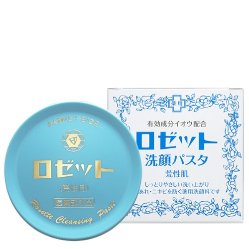Rosette Cleansing pasta For dry rough skin (areshou-sikn 90g) (japan import)