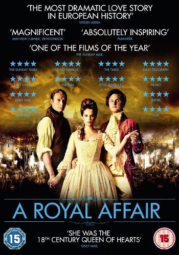 A Royal Affair [DVD] [2012] [Edizione: Regno Unito]