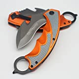 #7: FOX Folding Knife Steel