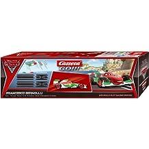 """Carrera 20061653 Carrera GO! Disney/Pixar Cars 2 - Set de ampliación y vehículo """"Francesco Bernoulli"""" [Importado de Alemania]"""