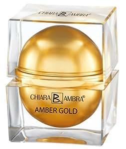 Chiara Ambra Crème de jour à l'ambre jaune Gold