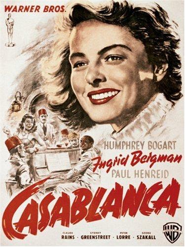 Ravensburger CH016000 Filmplakat Casablanca, 1000 Teile Puzzle -