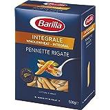 Barilla Pâtes Pennette Rigate Intégrale Blé Complet 500 g