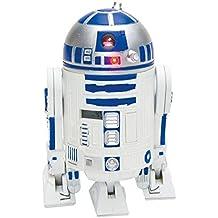Star Wars - Reloj digital de sobremesa con proyector R2-D2