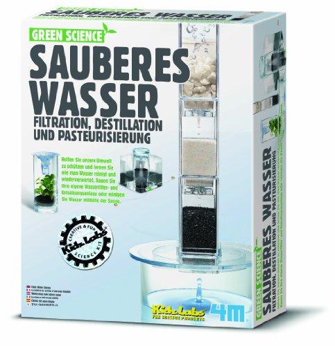 Preisvergleich Produktbild 4M 663281 - Green Science - Sauberes Wasser