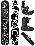 Airtracks Snowboard Set - Wide Board