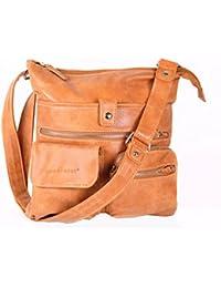 985d405df39 Bag Street - Bolso al hombro para mujer Naranja marrón