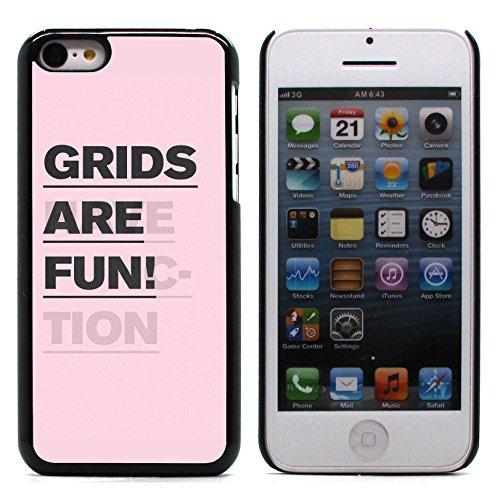 "Graphic4You ""Expect Nothing..."" Life Proverb Zitat Design Harte Hülle Case Tasche Schutzhülle für Apple iPhone 5C Design #7"