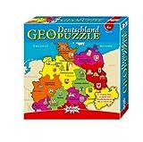 Amigo 00382 - GeoPuzzle- Deutschland
