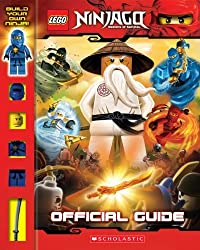 Lego Ninjago: Official Guide by Scholastic (2012-01-01)