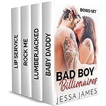 Bad Boy Billionaires: The Buchanan Billionaires Box Set Books 1-4 (English Edition)
