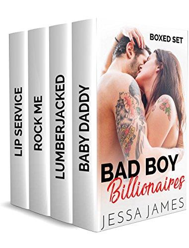 Bad Boy Billionaires: The Buchanan Billionaires Box Set Books 1-4 (English Edition) (Snow Walker Womens)
