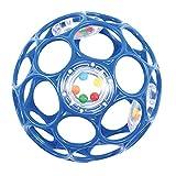 Oball - Rattle 10 cm Blau Bild