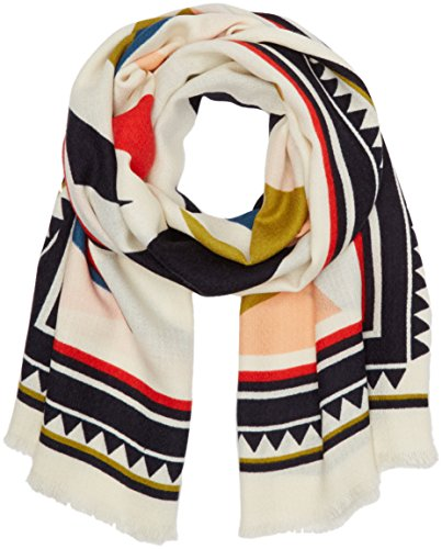 tom-tailor-denim-womens-printed-scarf-shawl-wei-off-white-8005-one-size