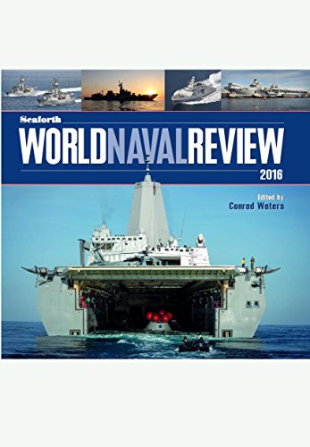 Seaforth World Naval Review 2016 Cover Image