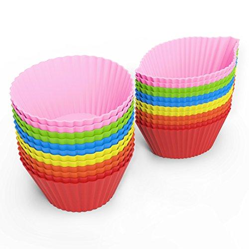 exvi-silikon-backformen-kuchenformen-sets-24-stuck-runde-bltter-form-der-cupcake-muffin-formen-sechs
