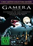 Gamera Trilogy (Limited Collector's Edition, 3 Discs) [Limited Edition]