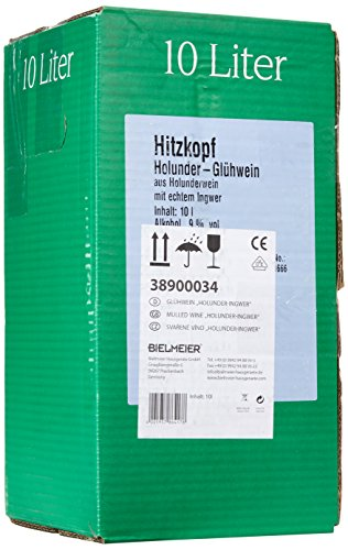 Hitzkopf-Bielmeier-Glhwein-HolunderIngwer-Bag-in-Box-Alkohol-9-Volume-1-x-10-l