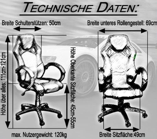 Terena Zocker Stuhl Premium - 5