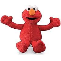 GUND 075932 Sesame Street Elmo Beanbag Plush Toy