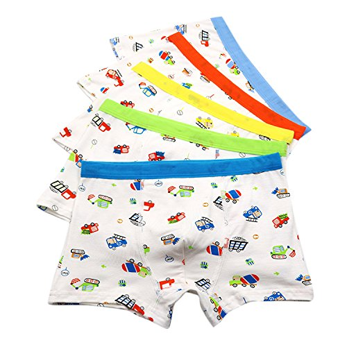 CHIC-CHIC CHIC-CHIC Baby Unterwäsche Unterwäsche Niedliche Unterwäsche Kind Slips Unterhose Baumwollunterhosen Shorts Automuster