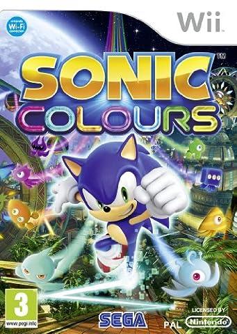 Sonic Colours (Nintendo Wii) [import anglais]