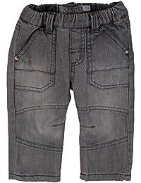 BÓBOLI jean pour garçon taille 74–92 rembourré gris