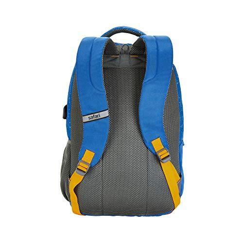 Best safari backpacks in India 2020 SAFARI 32 Ltrs Blue Casual Backpack (FRECKLEUSB19CBBLU) Image 4