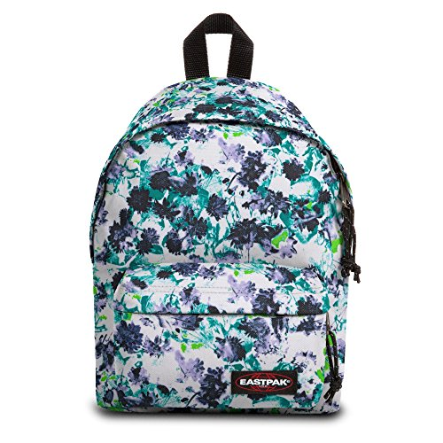 Eastpak - Orbit - Petit Sac à Dos - 10 L - Multicolor (Flowerflow Black)