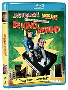 Be Kind Rewind [Blu-ray] [2008] [US Import]