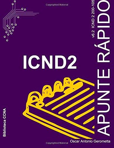 Apunte Rápido ICND2 v6.2: icnd2 200-105.