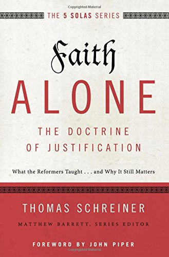 Faith Alone---The Doctrine of Justification: What the for sale  Delivered anywhere in UK