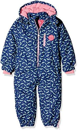 Kanz Mädchen Sportswear-Set Schneeanzug M. Abnehmbarer Kapuze 1