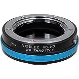 Fotodiox NDThrtl-MD-NX Adaptateur de lentille Noir
