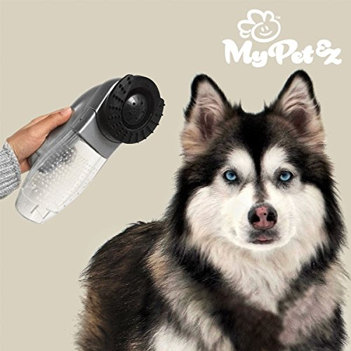 Aspirapeli per Animali Domestici My Pet Vacuum Aspiratore Cani Gatti