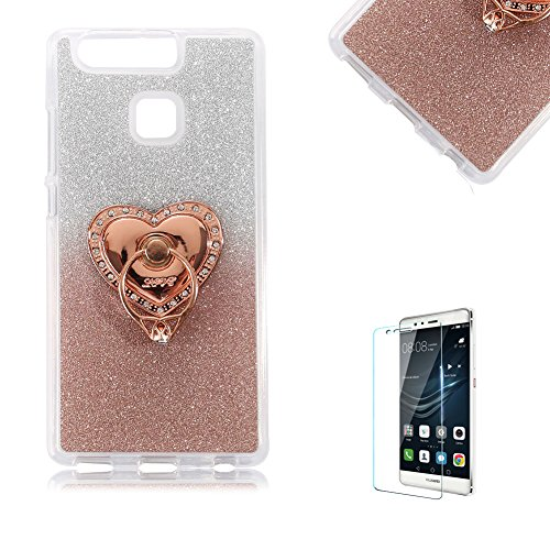 huawei-p8-lite-case-with-free-screen-protector-funyye-soft-silicone-gel-tpu-ultra-thin-slim-glitter-