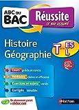 Histoire géographie Tle L ES