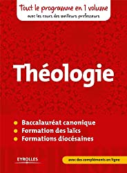 Mention Théologie : Tout le programme en un volume, avec les cours des meilleurs professeurs