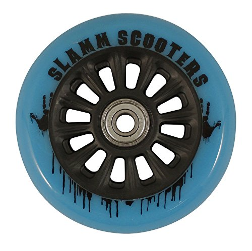 Slamm Scooter NYLON CORE WHEELS 100 mm (blau)