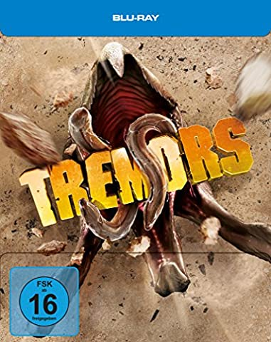 Tremors - Steelbook (exklusiv bei Amazon.de) [Blu-ray] [Limited Edition]