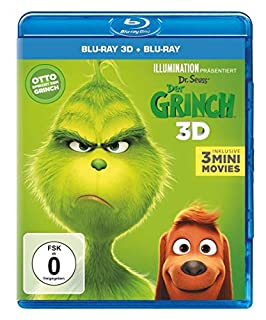 Der Grinch (+ Blu-ray 2D)