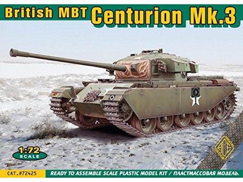 ace-ace72425-centurion-mk-3-british-main-battle-tank-model-kit