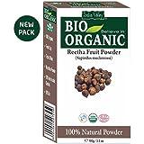 Indus Valley Organic Reetha Powder 100Gm