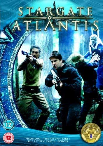Stargate Atlantis S3 V3 [UK Import] -