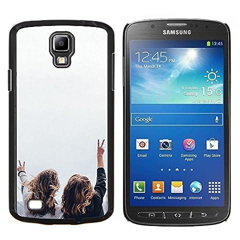 For Samsung Galaxy S4 Active i9295 Case , San Francisco - Design Pattern Hard Cas Retour Case Cover Housse Coque Étui De Protection Couverture