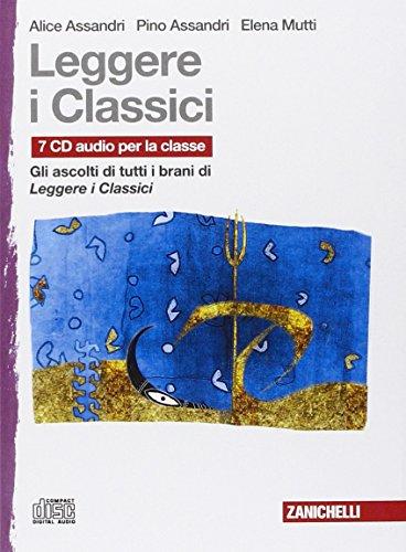 Storie senza confini. 7 CD Audio: Leggere i classici. Per la Scuola media