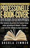 Professionelle eBook-Cover: gratis oder zu kleinen Preisen