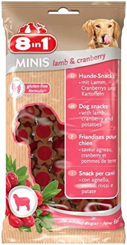 8in1 Minis Selection Hundesnack in 4 verschiedenen Sorten 8 x 100 g - 2