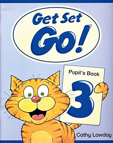 Get Set Go! 3: Pupil's Book: Pupil's Book Level 3 - 9780194351041 por Cathy Lawday